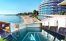 8-ми март в Константин и Елена! 1 или 2 нощувки със закуски и празнична вечеря на човек + минерални басейни и термална зона от хотел Сириус Бийч****