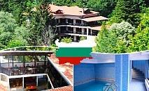 6 и 7 Март край Троян. 2 нощувки на човек със закуски и вечери + басейн в Семеен хотел Илинден, Шипково