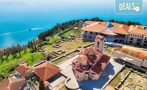 Мини почивка край брега на Охридското езеро през август! 3 нощувки със закуски в Hotel Pela 3*, транспорт и водач от Запрянов Травел!