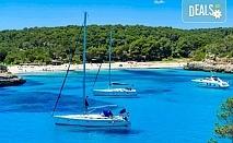 Мини почивка на о. Лефкада, Гърция, през септември! 3 нощувки със закуски в хотел 4* на първа линия, с басейн и панорама към Йонийско море, транспорт и екскурзовод!