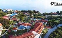 На море в Гърция през Май и Юни! 5 нощувки с гледка море на база All Inclusive в Хотел Aristoteles Holiday Resort andamp;SPA, Халкидики - Атон, от Мисис Травъл