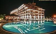 На море в Обзор! All inclusive чадър и шезлонг на басейна от хотел Казабланка