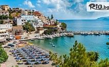 На море първа линия на плажа на остров Крит от 23 Май до 7 Юли! 4 или 7 нощувки на база All Inclusive в Хотел Adele Beach със собствен транспорт, от Мисис Травъл