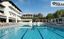 На море през Септември в Неос Пантелеймон, Гърция! 5 нощувки на база Ultra All Inclusive в San Panteleimon Beach Hotel 4* + Безплатно настаняване на деца до 11.99г, от Мисис Травъл