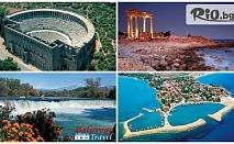 На море през Септември в Сиде, Турция! 7 нощувки на база Ultra All Inclusive в Club Calimera Serra Palace 5*, oт Белпрего Травел
