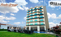 Морска почивка в Айвалък, Турция! 5 нощувки на база All Inclusive в Хотел MUSHO 4*, със собствен транспорт, от Теско груп
