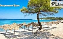 Наслади се на морето в Халкидики! 5 нощувки, закуски и вечери във Forest Park Hotel 3*, от Космополитън Травъл