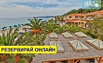 Нощувка на база Закуска и вечеря,All inclusive в Possidi Holidays Resort & Suite Hotel 5*, Посиди, Халкидики