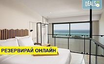 Нощувка на база Закуска и вечеря,Ultra all inclusive в Portes Lithos Luxury Resort 5*, Потидея, Халкидики