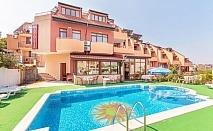 Нощувка на човек + басейн в хотел Аполис, Созопол. Дете до 12г. БЕЗПЛАТНО!