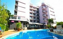 Нощувка на човек + басейн в хотел Сапфир, Слънчев Бряг
