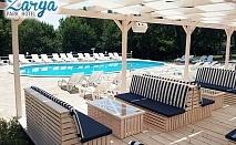 Нощувка на човек + басейн и възможност за закуска в хотел Заря, кк. Чайка. 4=5 нощувки!