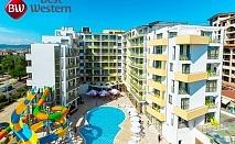 Нощувка на човек на база All Inclusive + басейн в хотел Бест Уестърн Премиум Ин****, Слънчев Бряг. Дете до 12г. безплатно!