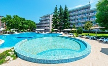 Нощувка на човек на база All Inclusive в хотел Белица, Приморско, на 300м. от плаж Перла. Дете до 12г. - БЕЗПЛАТНО!