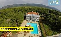 Нощувка на човек на база Само стая, Закуска в Kazaviti Hotel 3*, Скала Принос, о. Тасос