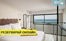 Нощувка на човек на база Закуска и вечеря, Ultra all inclusive в Portes Lithos Luxury Resort 5*, Потидея, Халкидики
