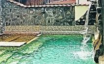 Нощувка на човек + релакс басейн с минерална вода в къща за гости Медея, Велинград