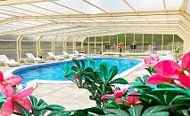 Нощувка на човек със закуска + басейн само за 35 лв. в Хотел Велиста, Вонеща вода