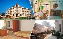 Нощувка на човек със закуска + басейн в семеен хотел Маргарита, Кранево