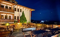 Нощувкa на човек със закускa и вечеря от хотел Севастократор***, Арбанаси