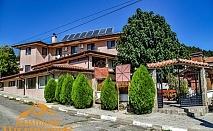 Нощувка на човек със закуска и вечеря в комплекс Чилиците, Твърдица