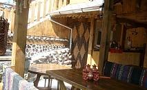 Нощувка за 10 или 12 човека в Белоградчик - къща за гости Ини със собствена механа, лятно барбекю, цветна градина и още!