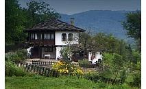 Нощувка за 10 човека в Боженци в къща за гости Двата щрауса с барбекю, собствена механа, цветна градина и още!