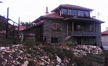 Нощувка за 16 човека край Асеновград в къща за гости Кънтри хаус с лятно барбекю, собствена механа, панорамна гледка и още - с. Добростан