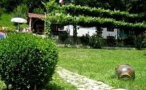 Нощувка за 5 човека край Калофер във вила Ломар с лятно барбекю с навес, голяма градина и детски кът!
