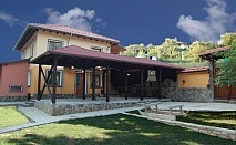 Нощувка за 15 човека край Трявна в къща за гости Цвети с басейн, барбекю, озеленен двор и още - с. Бангейци