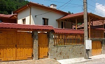 Нощувка за 10 човека + механа в къща Лазарна светлина край Троян - с. Шипково
