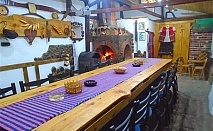 Нощувка за 14 човека + ползване на механа само за 190 лв. в семеен хотел Наталия, Вършец