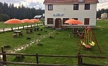 Нощувка за 2, 3 или 10 човека + ресторант-механа с барбекю, детски кът и още в Еко СПА Вила Орловецъ край Цигов Чарк