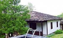 Нощувка за 4+1 човека + трапезария, барбекю и басейн в Тачева къща в Боженци
