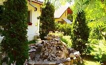 Нощувка за 9 човека + трапезария и барбекю в къща Дискрет в Рибарица