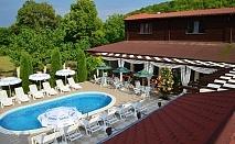 Нощувка за до 14 човека + външен басейн в Комплекс Манастирски Чифлик, до Свищов