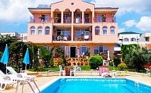 Нощувка за двама, трима или четирима + басейн в хотел Аркада, Свети Влас