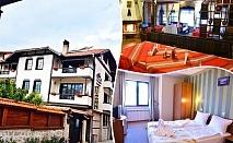 Нощувка за двама, трима или четирима в Семеен хотел Свети Георги Победоносец, Банско.