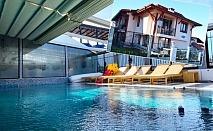 Нощувка за ДВАМА, ТРИМА ИЛИ ЧЕТИРИМА в студио или апартамент със закуска и вечеря + басейн с минерална вода, джакузи и релакс пакет в комплекс Коко Хилс, Сапарева баня