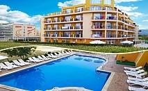 Нощувка за двама със закуска + басейн в хотел Ориос***, Приморско