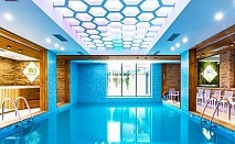 Нощувка със закуска на човек + басейн и СПА с МИНЕРАЛНА вода в СПА хотел 103°****, Сапарева баня