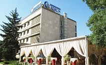 Нощувка със закуска на човек в хотел Форум, София.