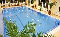 Нощувка, закуска, вечеря, басейн + СПА център само за 48 лв. в СПА хотел Борова гора**** до Пирдоп
