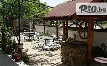 Нощувка със закуска и вечеря - за 25лв, от Хотел Кладенеца, село Иваново! Мечтана почивка край природен парк Русенски Лом!