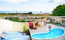 2+ нощувки в апартамент до 4-ма + басейн от апартамeнт за гости в Созопол, на първа линия на къмпинг Смокиня