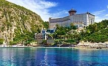 7 нощувки на човек на база Аll Inclusive + басейни в хотел Ладония Адъкуле, на първа линия край Кушадасъ, Турция. ДЕТЕ ДО 12г. - БЕЗПЛАТНО