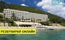 5+ нощувки на човек на база All inclusive в Louis Primasol Ionian Sun Hotel 4*, Агиос Йоанис Перистерон, о. Корфу, безплатно за деца до 1.99 г.