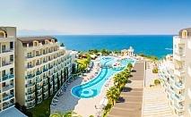 7 нощувки на човек на база Ultra all Inclusive 24 часа + басейни в хотел Sea Light Resort*****, Кушадасъ, Турция
