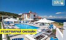 3+ нощувки на човек на база Закуска в Villa D'Oro - Luxury Villas & Suites, Палюри, Халкидики, безплатно за деца до 11.99 г.