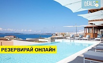 5+ нощувки на човек на база Закуска, Закуска и вечеря в Eagles Villas 5*, Уранополис, Халкидики